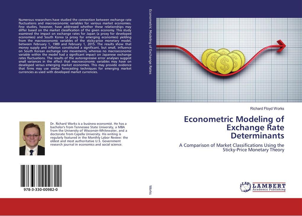 Econometric Modeling of Exchange Rate Determina...