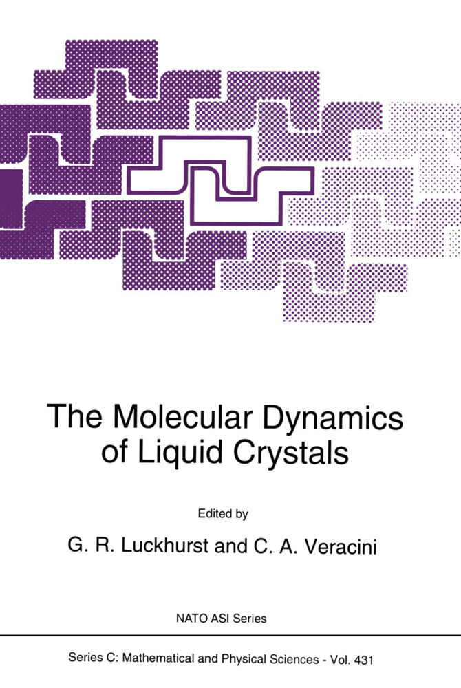 The Molecular Dynamics of Liquid Crystals als Buch