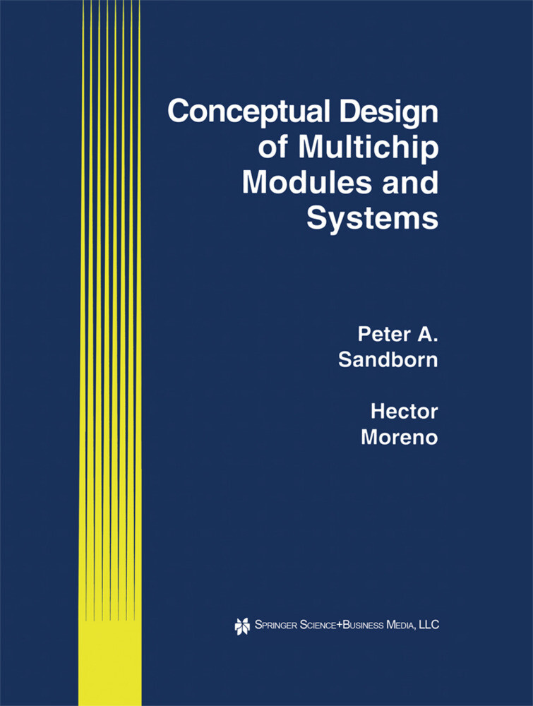 Conceptual Design of Multichip Modules and Systems als Buch