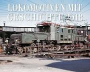 Lokomotiven mit Geschichte 2018