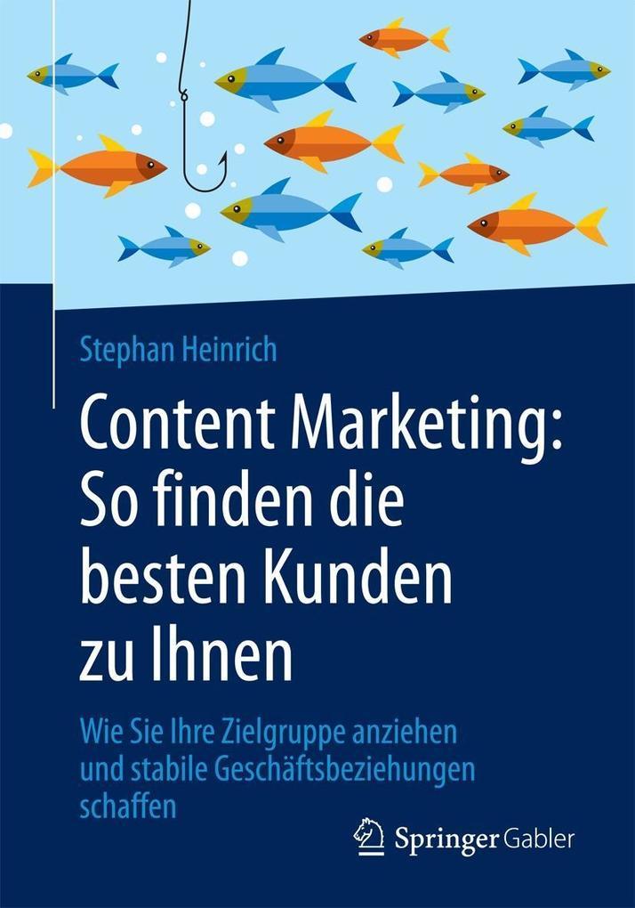 Content Marketing: So finden die besten Kunden ...