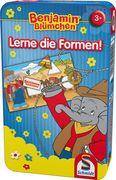 Benjamin Blümchen, Lerne die Formen!