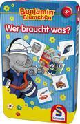 Benjamin Blümchen, Wer braucht was?