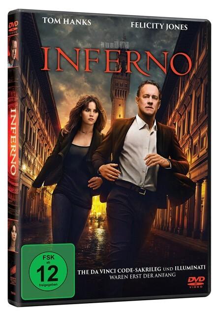 Inferno als DVD