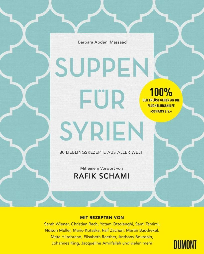 Suppen für Syrien als Buch