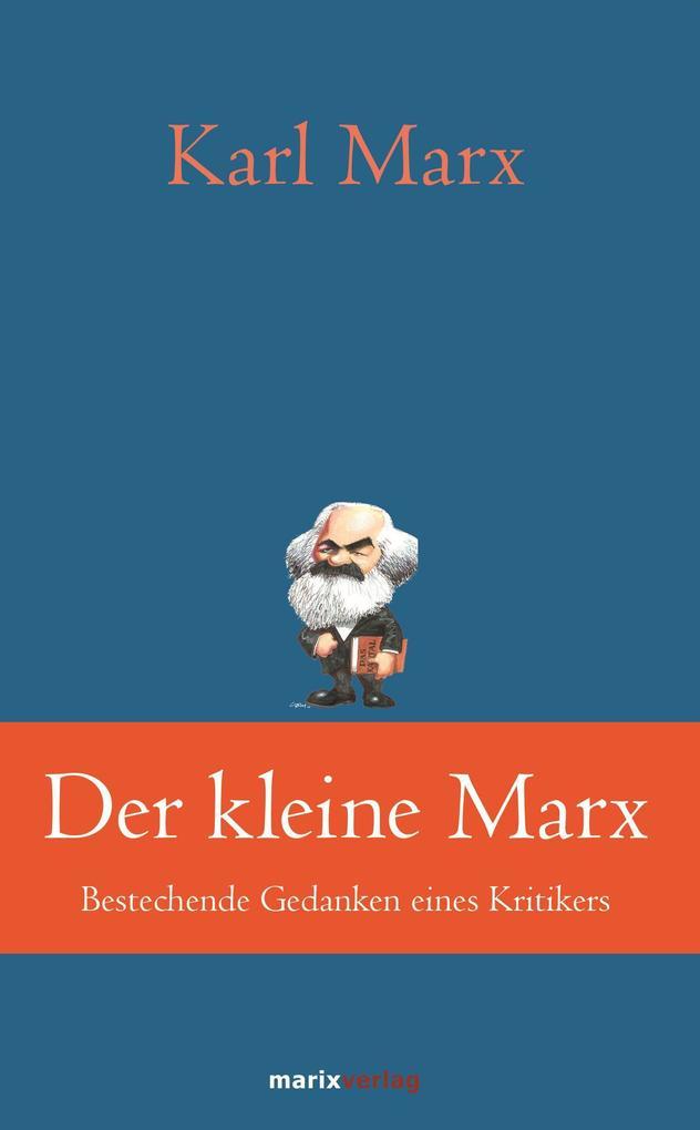 Der kleine Marx als Buch