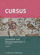 Cursus A Neu Grammatik- und Übersetzungstrainer 2