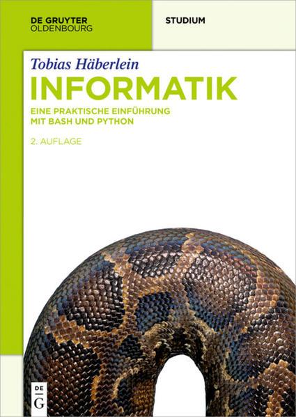 Informatik als Buch von Tobias Häberlein