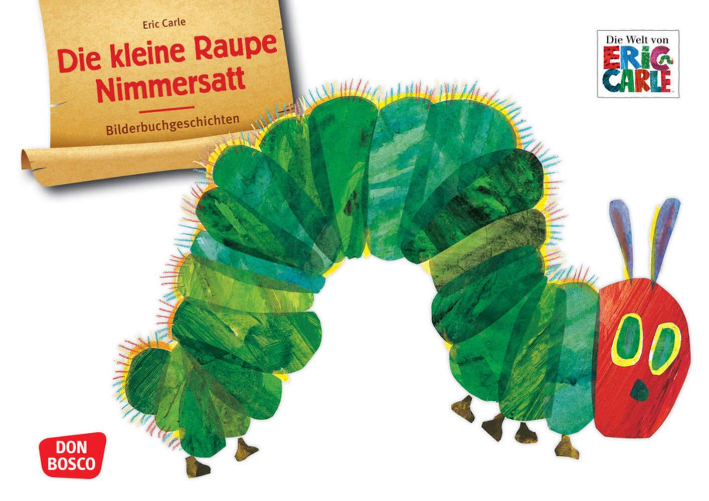 Die kleine Raupe Nimmersatt. Kamishibai Bildkartenset. als sonstige Artikel