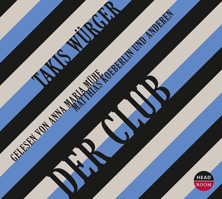 Der Club als Hörbuch