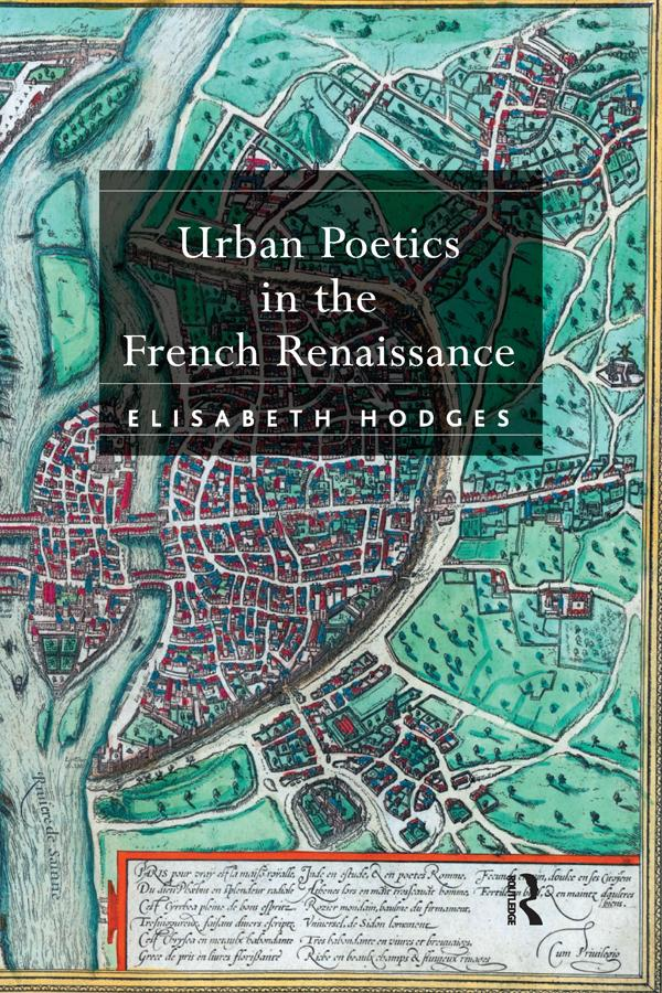 Urban Poetics in the French Renaissance als eBo...