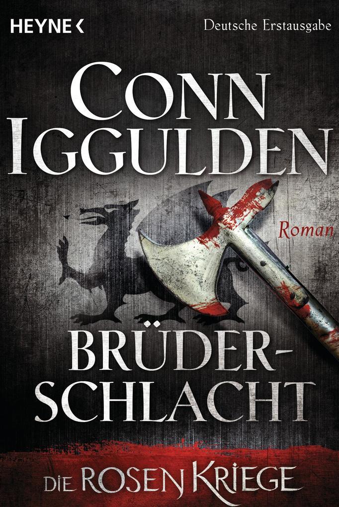Brüderschlacht als eBook Download von Conn Iggu...