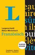 Langenscheidt Abitur-Wörterbuch Französisch - Buch und App