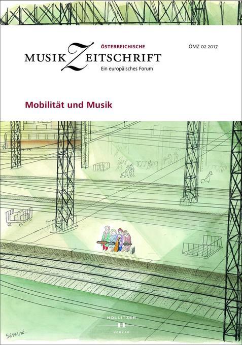 Mobilität und Musik als Buch von
