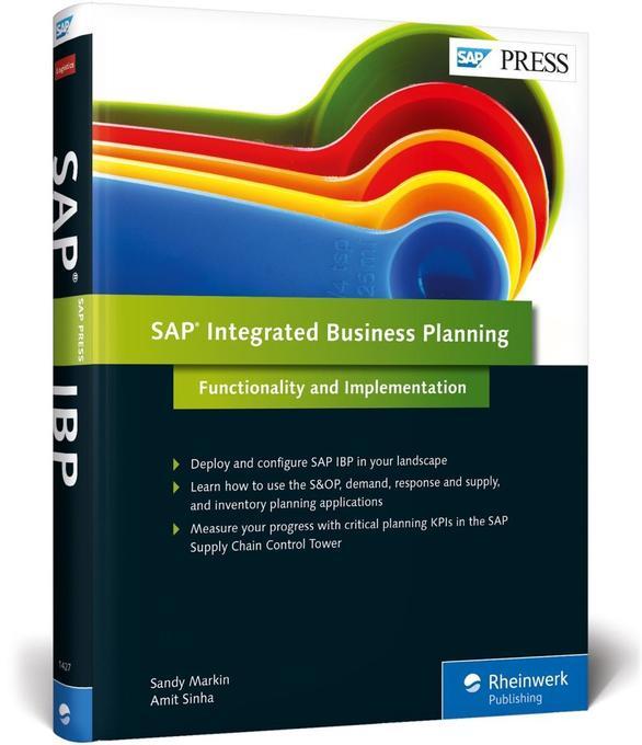 SAP Integrated Business Planning als Buch von S...