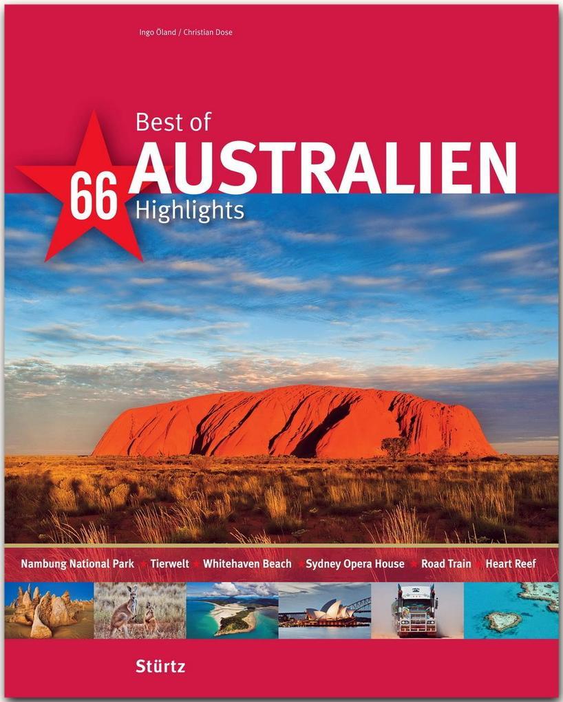 Best of AUSTRALIEN - 66 Highlights als Buch von...