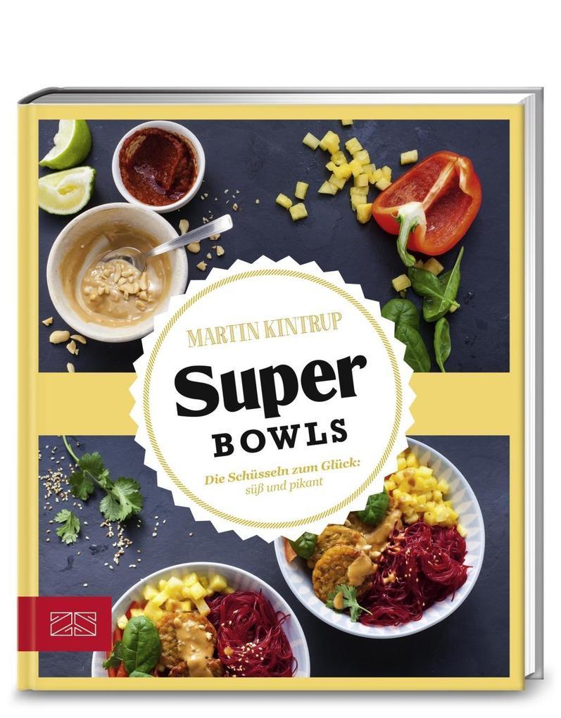 Just delicious - Super Bowls als Buch