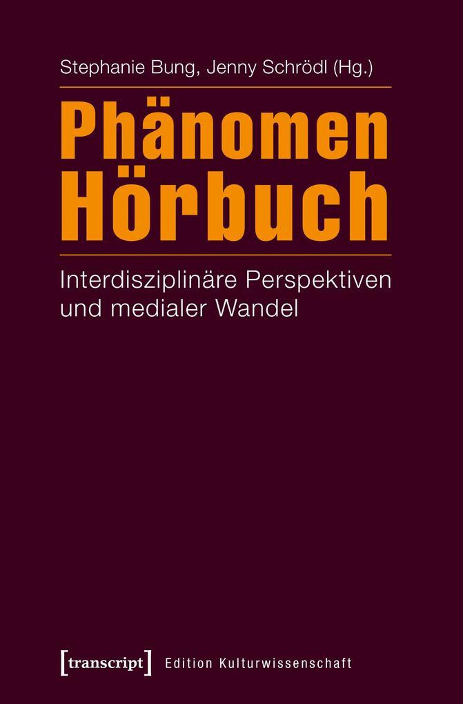 Phänomen Hörbuch als eBook Download von