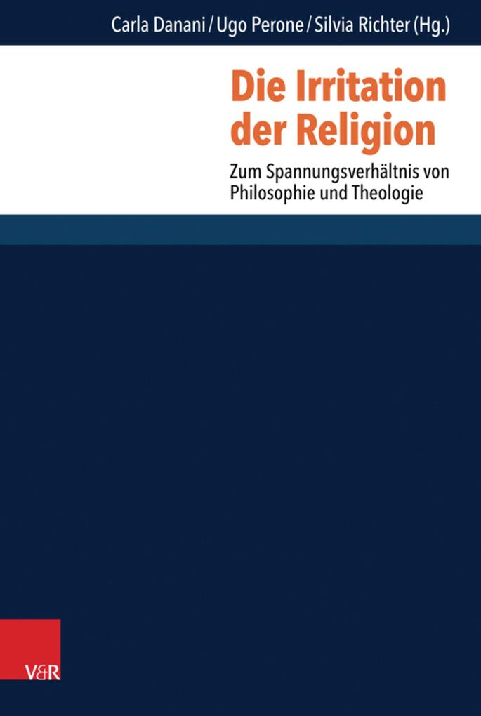 Die Irritation der Religion als eBook Download von
