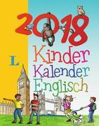 Langenscheidt Kinderkalender Englisch 2018 - Abreißkalender