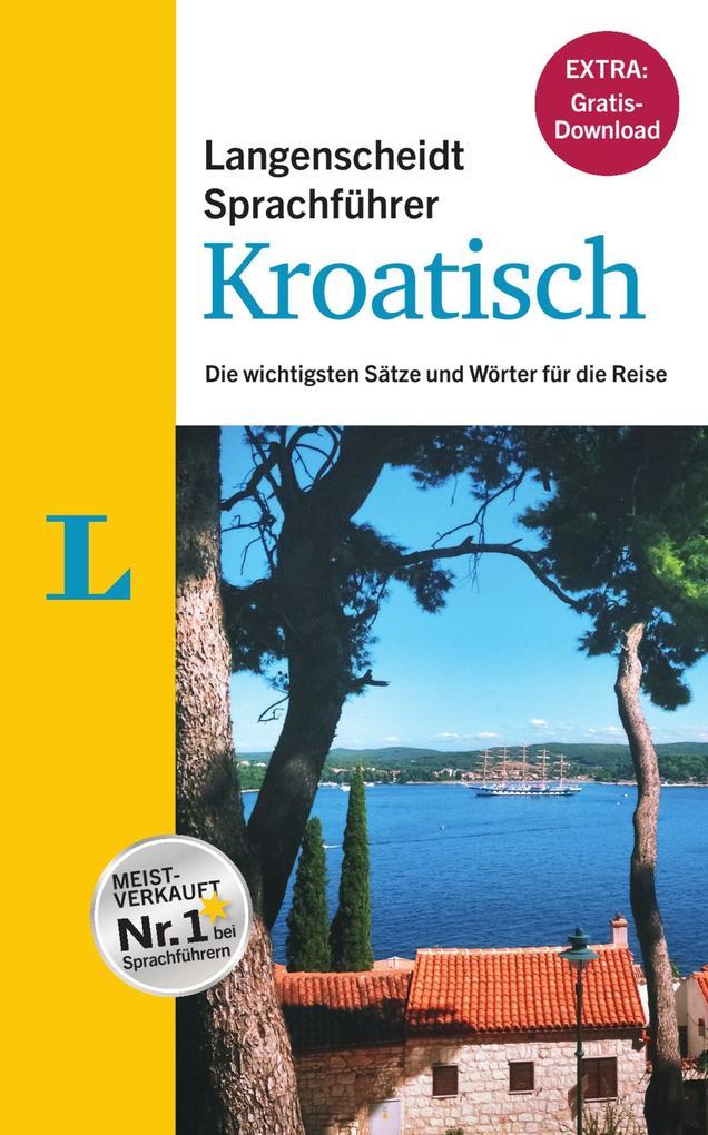 Langenscheidt Sprachführer Kroatisch - Buch ink...