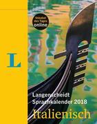 Langenscheidt Sprachkalender 2018 Italienisch Abreißkalender