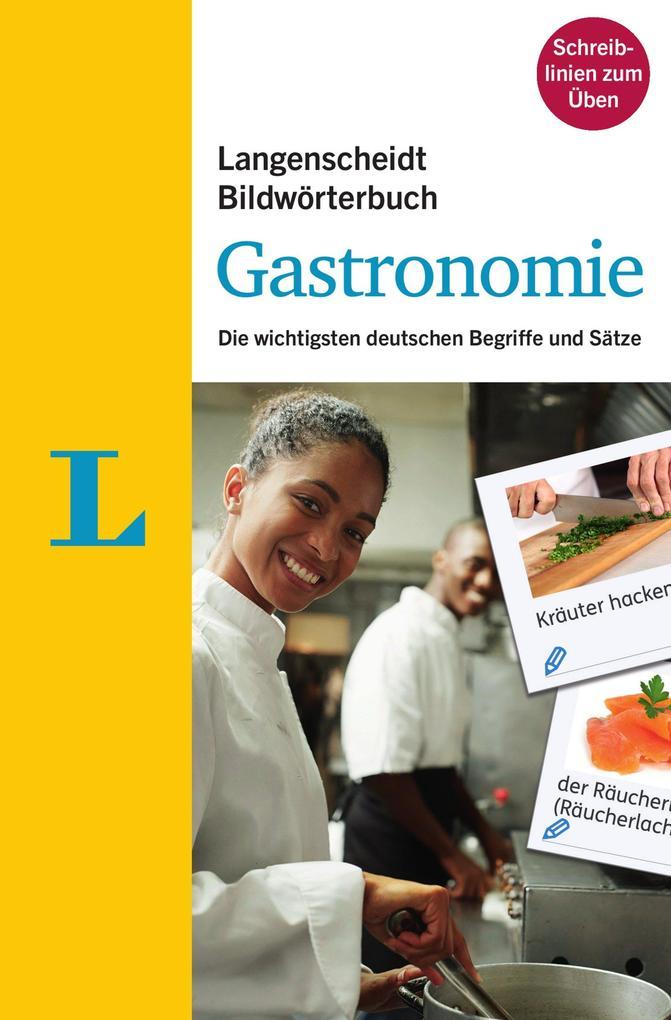 Langenscheidt Bildwörterbuch Gastronomie - Deut...