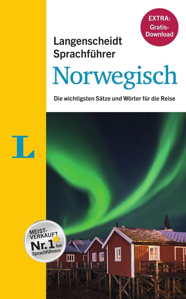 Langenscheidt Sprachführer Norwegisch - Buch in...