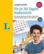 Langenscheidt Fit in 30 Tagen - Italienisch - Sprachkurs für Anfänger und Wiedereinsteiger