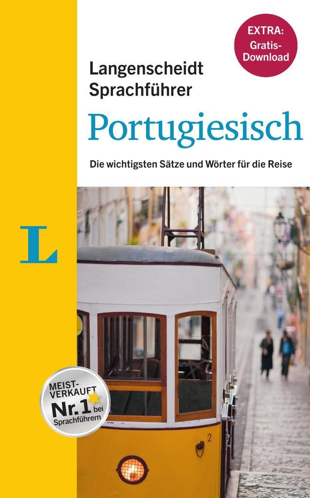 Langenscheidt Sprachführer Portugiesisch - Buch...