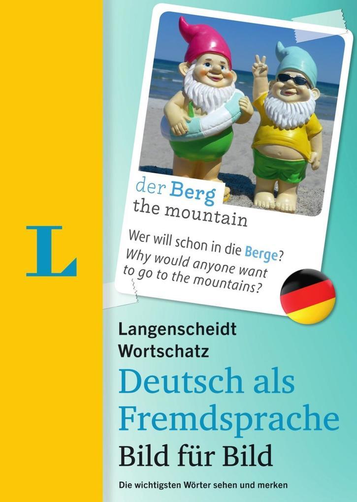 Langenscheidt Wortschatz Deutsch als Fremdsprac...