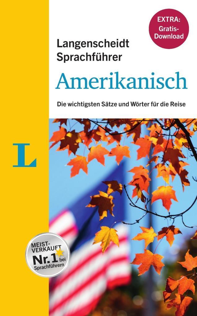 Langenscheidt Sprachführer Amerikanisch - Buch ...