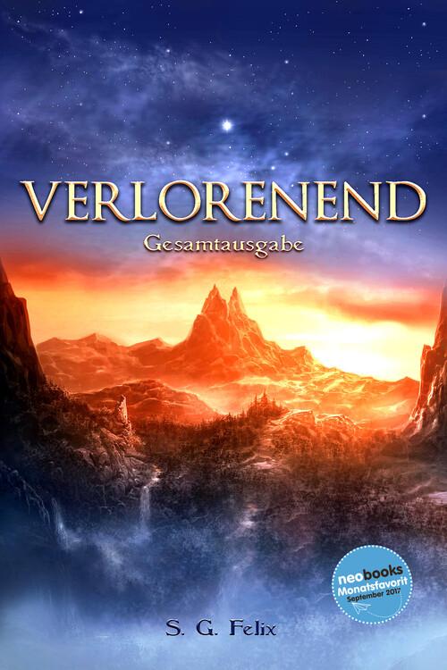 Verlorenend - Fantasy-Epos (Gesamtausgabe) als eBook