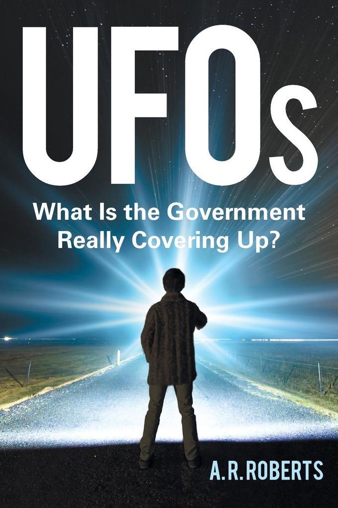 UFOs als Taschenbuch von A. R. Roberts