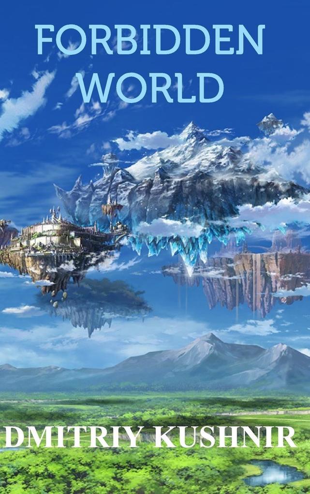 Forbidden World als Buch (gebunden)