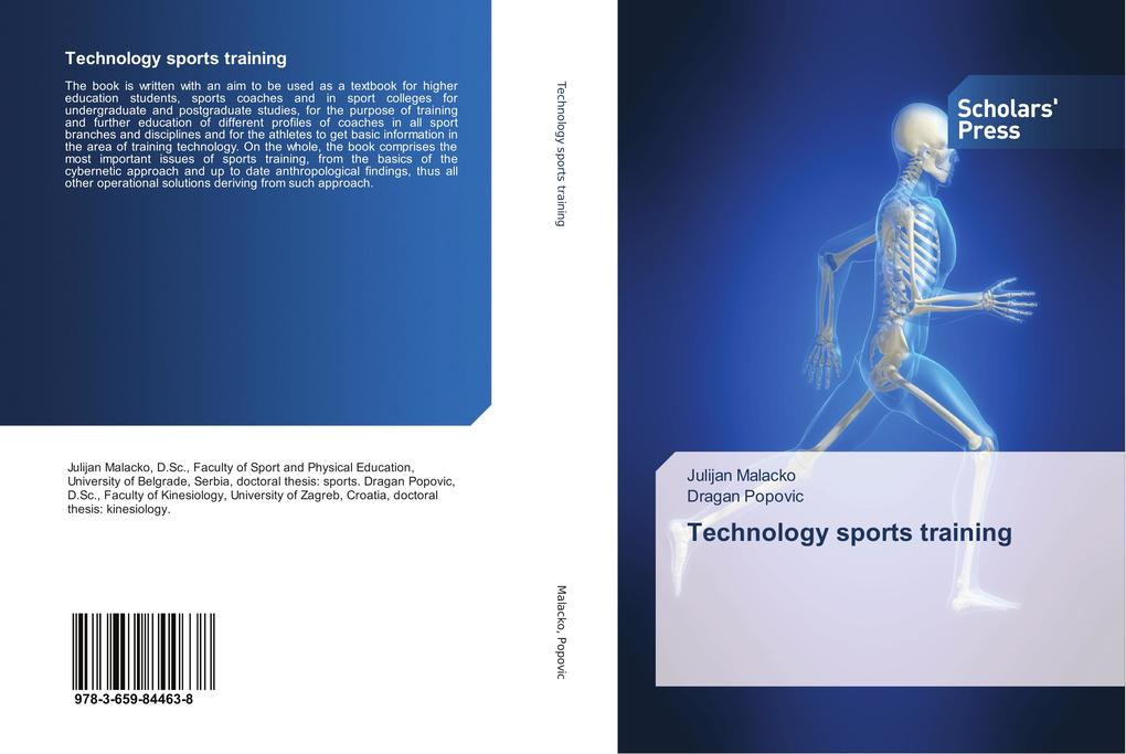 Technology sports training als Buch von Julijan...