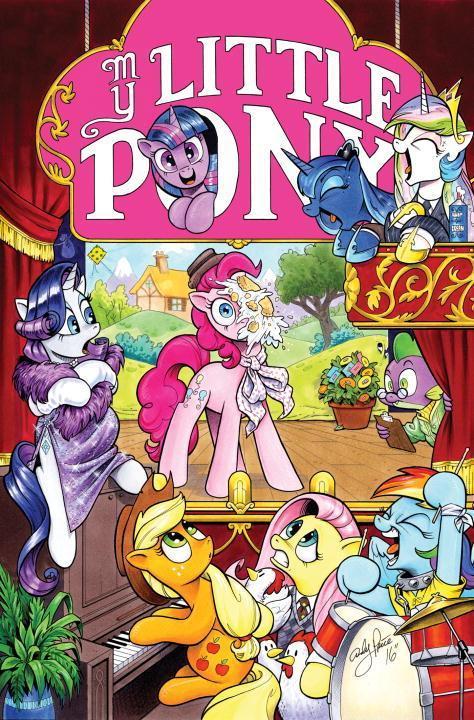 My Little Pony Friendship Is Magic Volume 12 als Taschenbuch