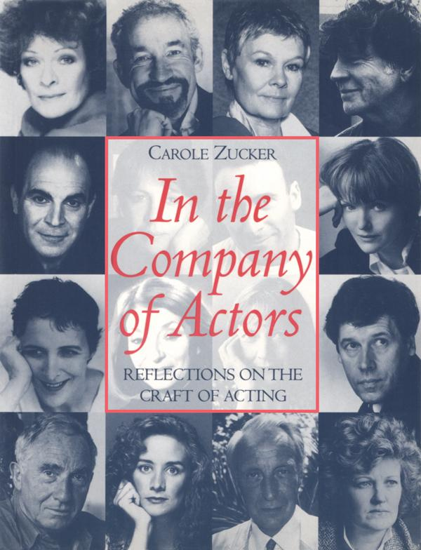 In the Company of Actors als eBook Download von...