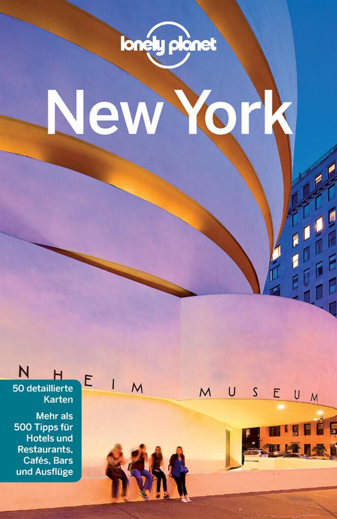 Lonely Planet Reiseführer New York als eBook Do...