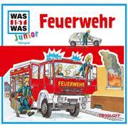 WAS IST WAS Junior Hörspiel: Feuerwehr