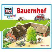 WAS IST WAS Junior Hörspiel: Bauernhof