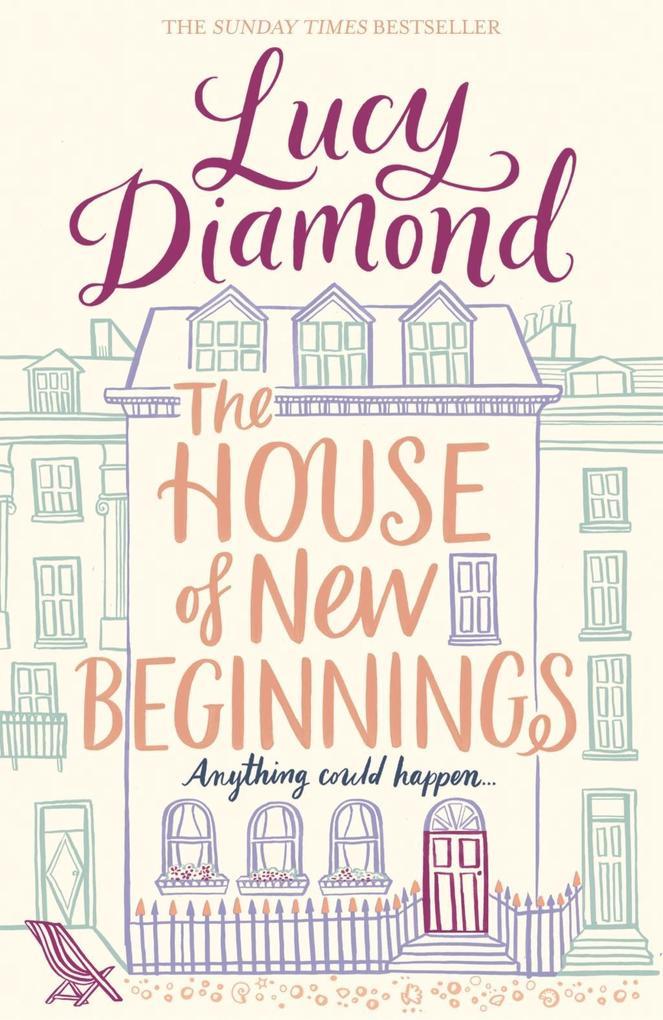 THE HOUSE OF NEW BEGINNINGS als Buch von Lucy D...