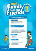 American Family and Friends 1. Teacher's Book Plus