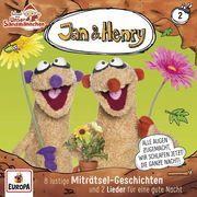Jan & Henry 02. 8 Rätsel und 2 Lieder