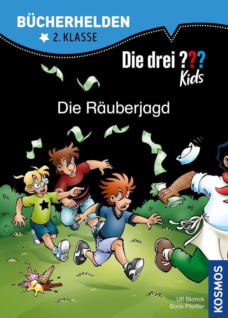 Die drei ??? Kids, Bücherhelden, Die Räuberjagd (drei Fragezeichen) als Buch