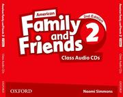 American Family and Friends 2. Class Audio CDs