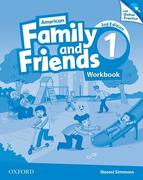 American Family and Friends 1. Workbook with Online Practice