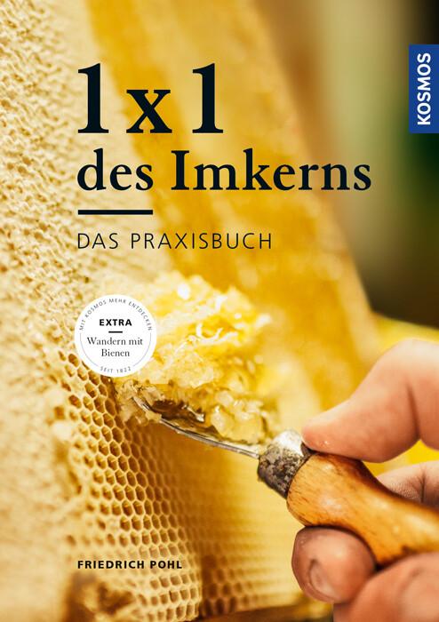 1 x 1 des Imkerns als Buch
