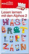 miniLÜK Lesen lernen mit den Alphas 2