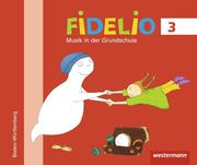 Fidelio Musikbücher 3. Schülerband. Baden-Württemberg